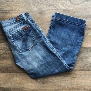 Seven Jeans - Crop Dojo Style